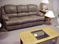 Cohn's carries brand name furniture manufactures such as Flexsteel, Berkline, Chromcraft, Lane, Peters-Revington, Vaughn- Bassett and floor covering by Congoleum and Shaw Carpeting.